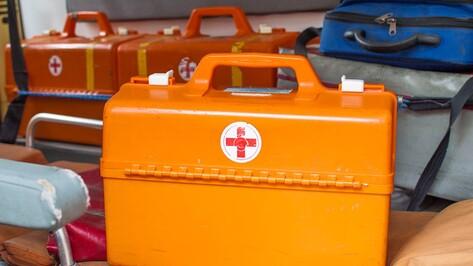 Современную сельскую поликлинику в Воронежской области достроили раньше срока