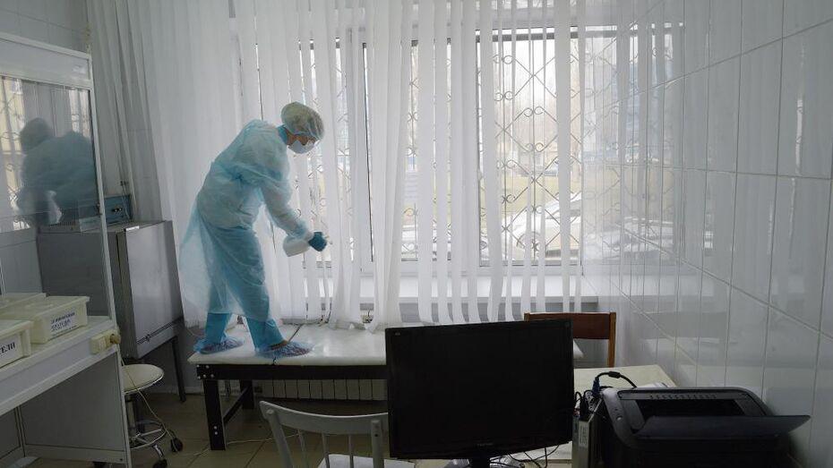 Врачи вылечили от коронавируса 180 воронежцев за сутки