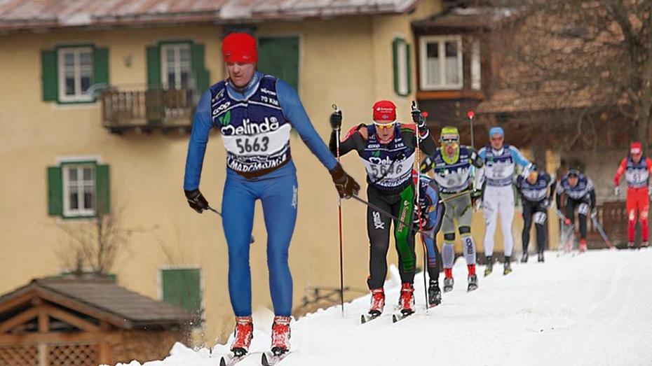 «Марчалонга – дорога жизни». Аннинский спортсмен рассказал о лыжном марафоне в Италии