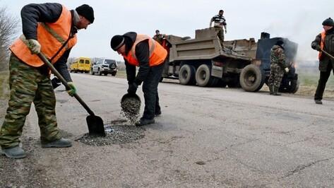 Дорожники отремонтируют 73 км трасс в Воронежской области в 2017 году