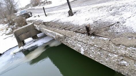В калачеевских реках уровень воды поднялся на месяц раньше обычного