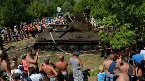 «Машина уникальна». Как со дна реки Дон в Воронежской области подняли легендарный Т-34