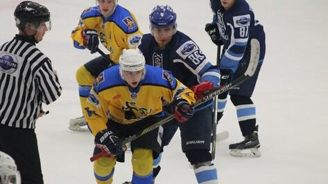 Хоккеисты «Россоши» обыграли «Брянск» в овертайме