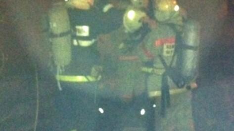 Пожарные нашли в центре Воронежа тело мужчины