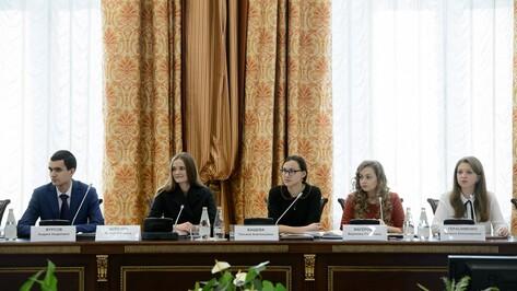 Власти согласились принять в Воронеже Всероссийский съезд молодежных правительств