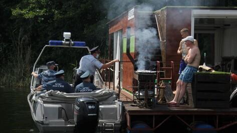 За выходные в Воронежской области поймали 12 нарушителей противопожарного режима
