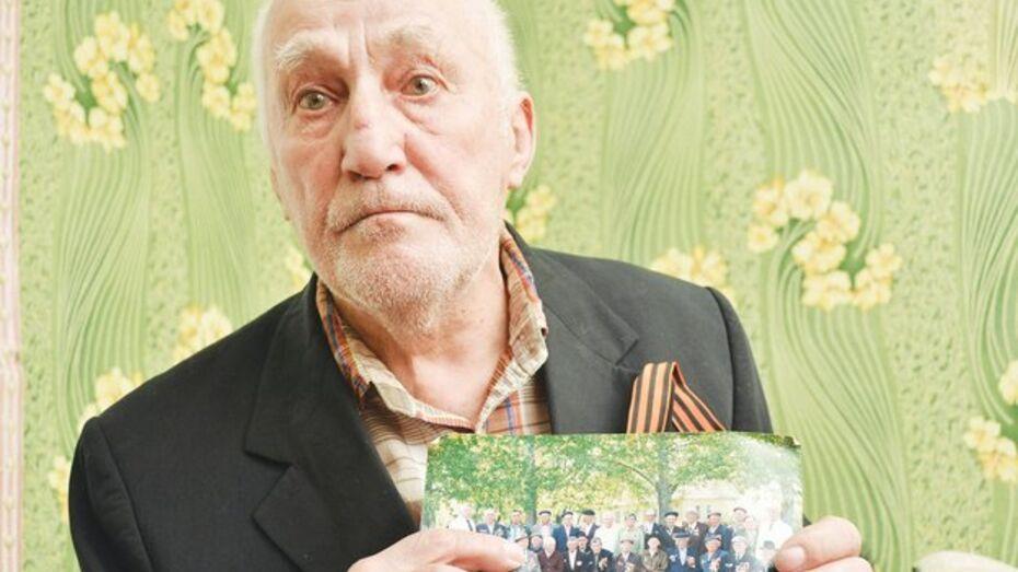 В селе Девица Острогожского района остался один участник Великой Отечественной войны