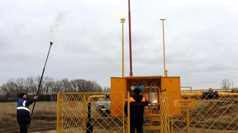 В Таловском районе газифицировано еще одно поселение