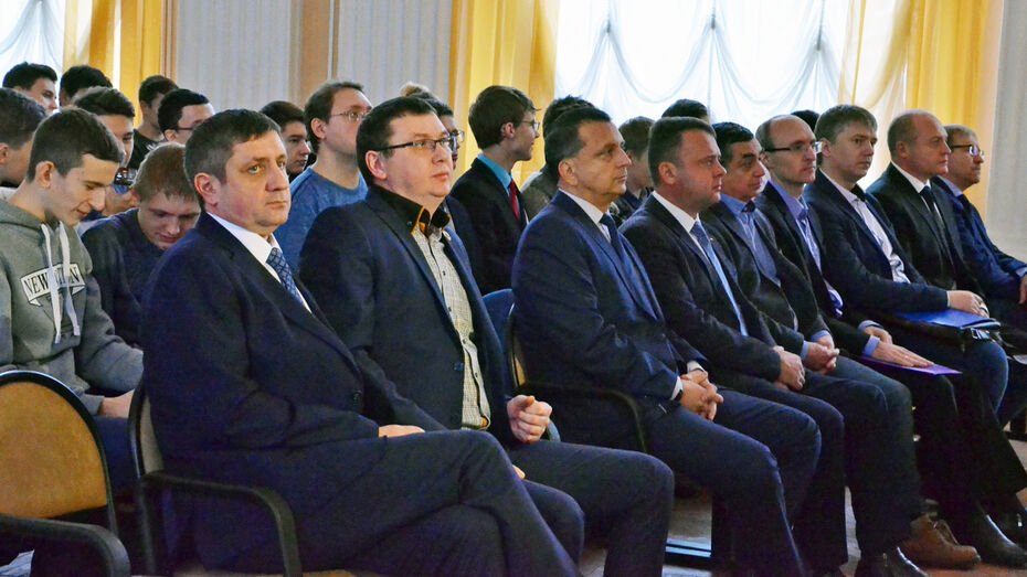В Воронежском опорном вузе прошел День объединенной авиастроительной корпорации