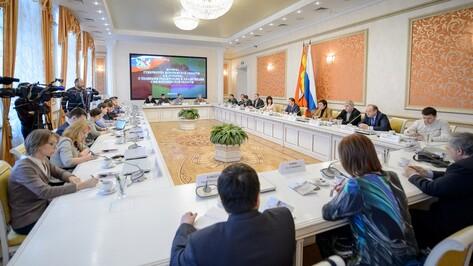 Губернатор: воронежские промышленники сохранили партнерство с украинскими