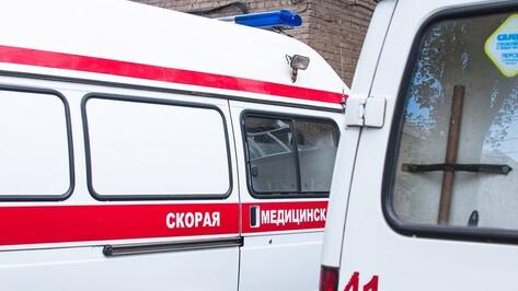 Жительница Воронежа выжила после падения с 7 этажа