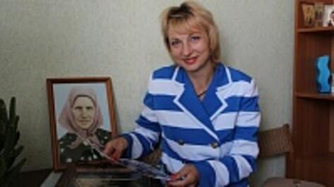 В Новоусманском районе живет внучка полного Георгиевского кавалера