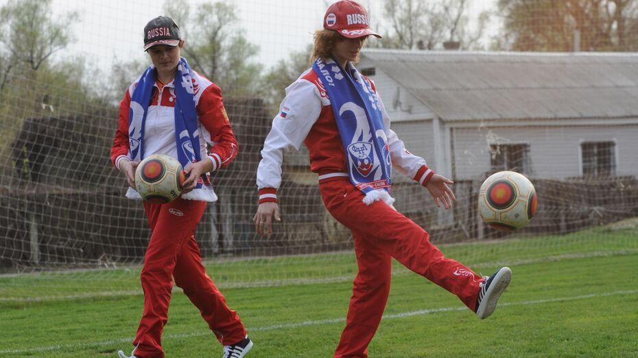 Команда воронежского интерната впервые поедет на всероссийский турнир по мини-футболу