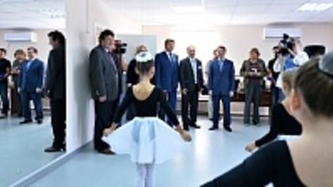 В Панино после капитального ремонта открылась детская школа искусств
