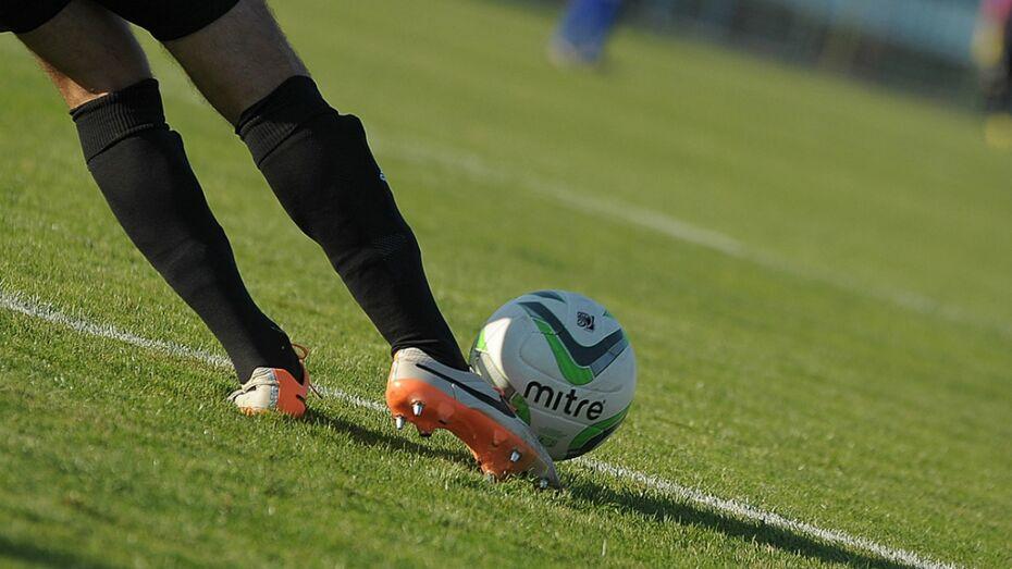 Маршрут тура кубка мира по футболу пройдет через Воронеж