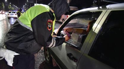 Сплошные проверки водителей стартуют в Воронеже вечером в субботу