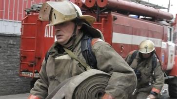 Под Воронежем на пожаре погибла 3-летняя девочка, ее маму и сестру спасли пожарные