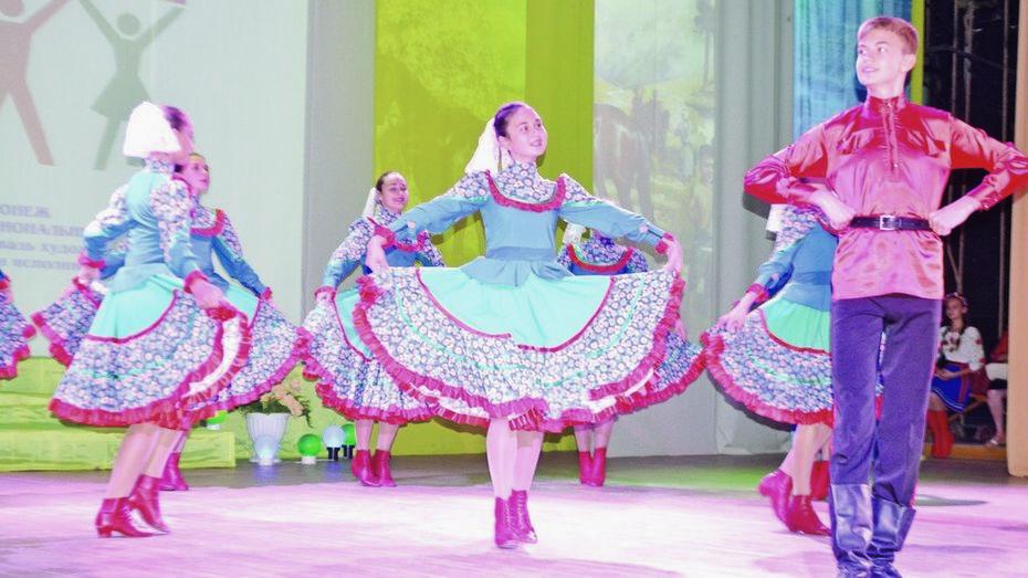 Калачеевские коллективы выступили на фестивале «Воронеж многонациональный»