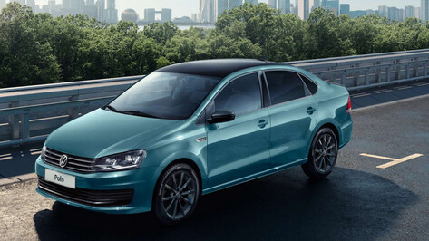 Создан для побед: Volkswagen Polo Football Edition