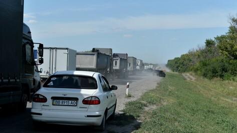 В Воронежской области началось строительство обхода Лосево и Павловска