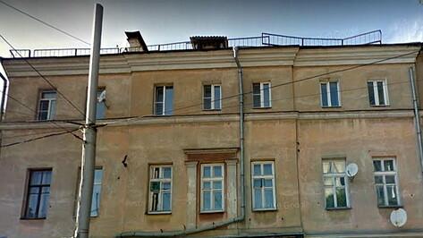 Дом 1830-х годов отремонтируют в центре Воронежа