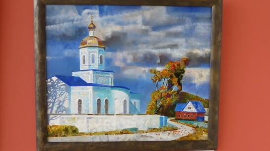 Итоговая выставка академического пленэра открылась в Павловске