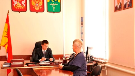 Глава Бутурлиновского района и его замы освободили кресла
