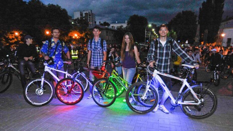 Воронежские активисты ударят велопробегом по сумраку «Часа Земли»