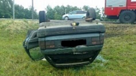 В Верхнемамонском районе в ДТП погиб житель Крыма
