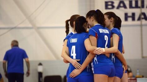 Волейбольный «Воронеж» отказался от выступления в Суперлиге