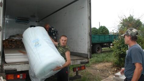 Депутат Государственной Думы помог кантемировской семье, пострадавшей от пожара