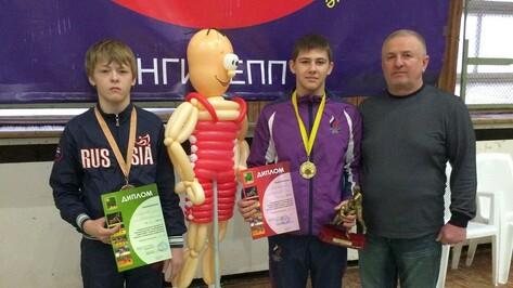 Рамонский спортсмен завоевал «золото» на международном турнире по вольной борьбе