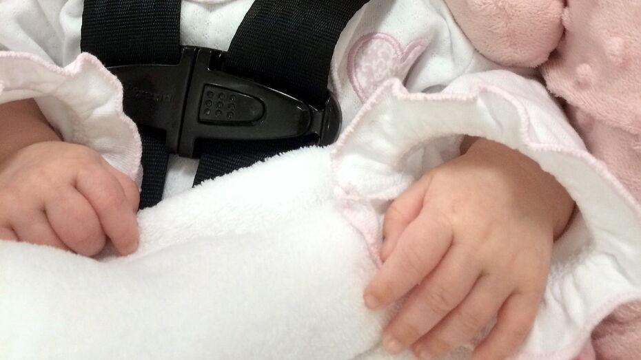 Младенец пострадал в Воронеже при столкновении 4 машин