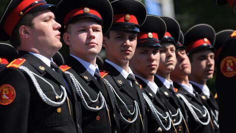 Теннисный зал в Михайловском кадетском корпусе Воронежа обойдется в 25 млн рублей