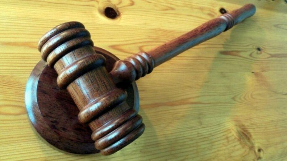 Житель Воронежской области получил 3,5 года условно после угроз топором полицейскому