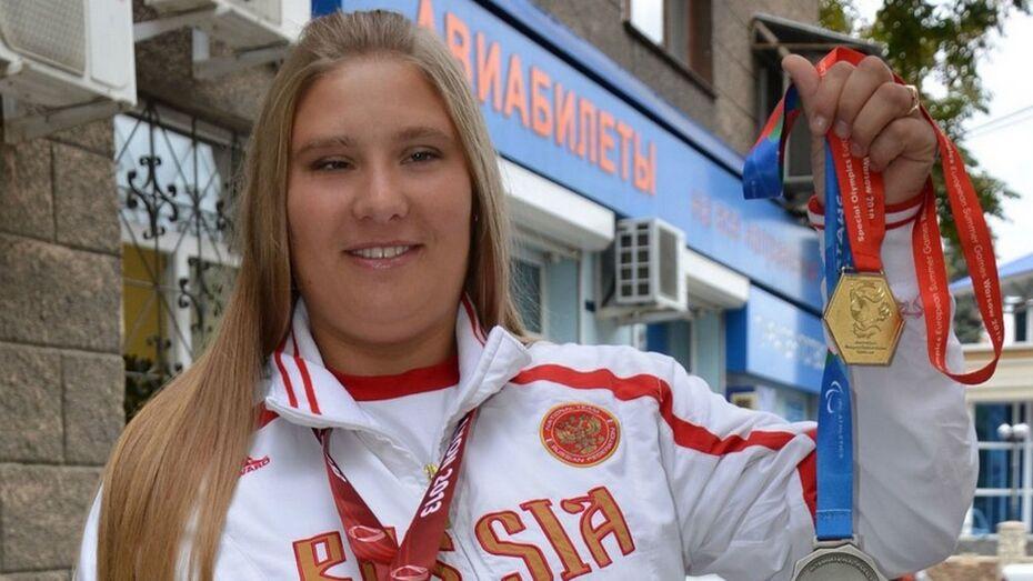 Воронежская спортсменка установила рекорд России в толкании ядра