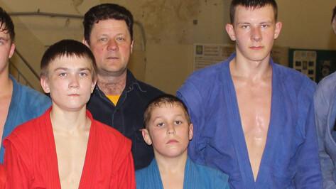 Верхнемамонские спортсмены стали победителями областных соревнований по самбо и дзюдо