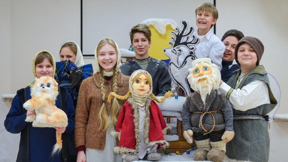 Лауреатами областного фестиваля «Синяя птица» стали 2 лискинских театра