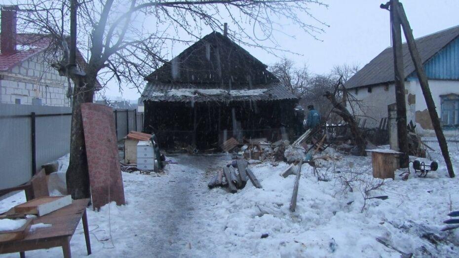 Умерла мать сгоревших на пожаре в Воронежской области четырех детей (обновлено)