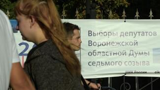 Воронежский облизбирком озвучил затраты на проведение выборов в областную думу