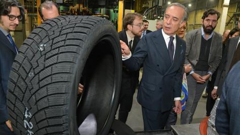 Посол Италии заявил о планах развивать итальянское производство в Воронежской области