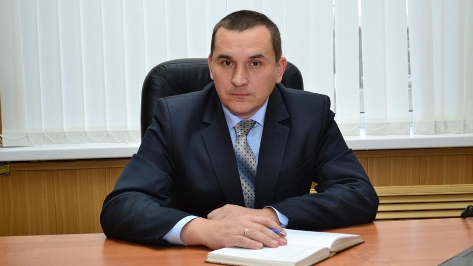Новым замглавой администрации Грибановского района стал Дмитрий Шевела
