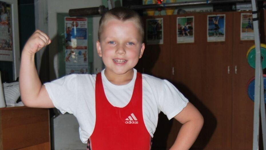 Самый юный атлет Россошанского района стал лучшим в Воронежской области