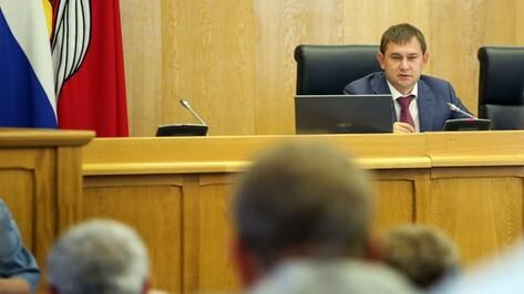 Воронежские депутаты законодательно закрепили принципы работы туристских кластеров