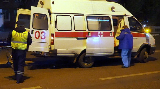 В Воронежской области «Лада» ночью на большой скорости сбила ребенка у кафе