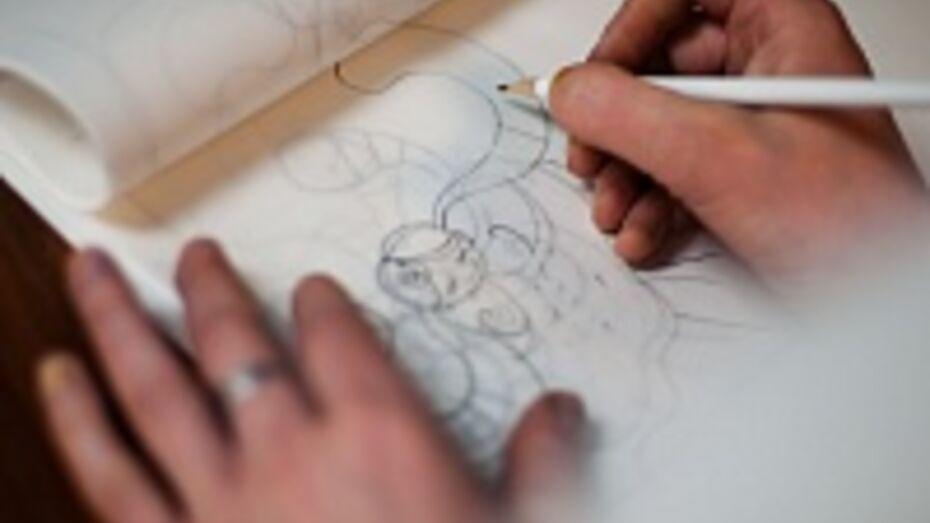 Московские режиссеры опубликовали мультфильм, который нарисовали воронежцы