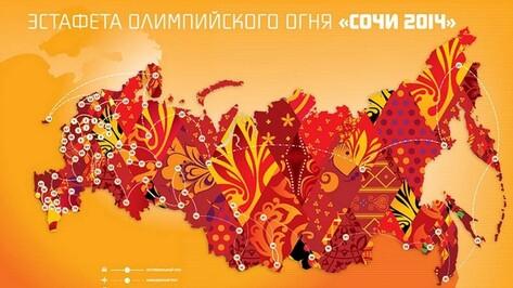 В список кандидатов в факелоносцы от Воронежской области попали врач, дирижер и олимпийский чемпион