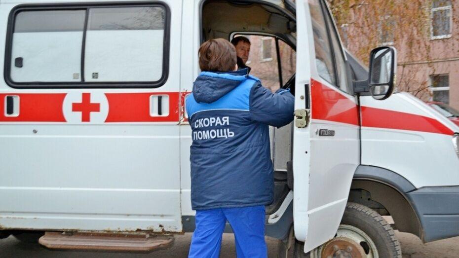 В Воронеже Renault Logan сбил 79-летнюю пенсионерку