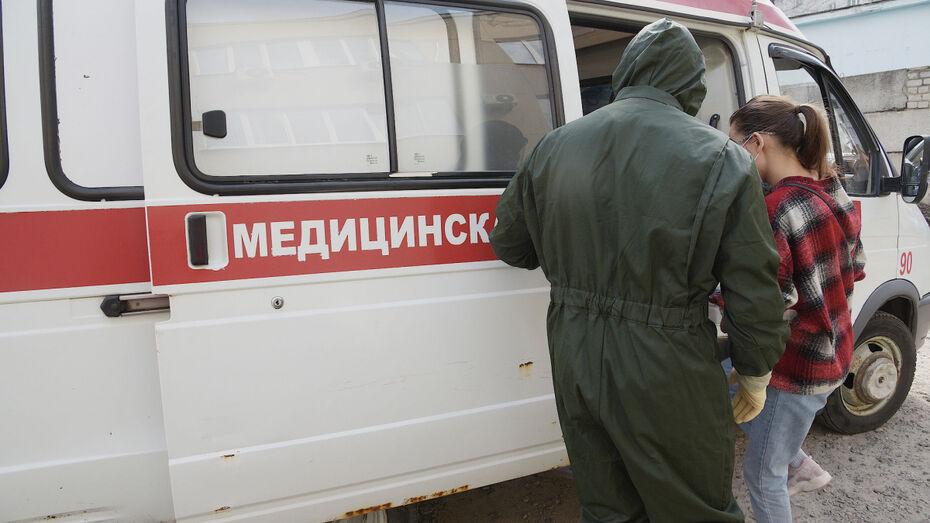 COVID-19 выявили еще у 101 жителя Воронежской области