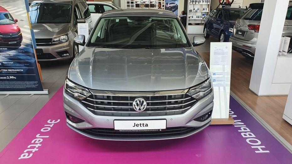 «Автомир Воронеж» пригласил на тест-драйв Volkswagen Jetta